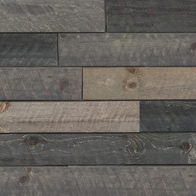 WallConcept Elevation wall covering rustic wood