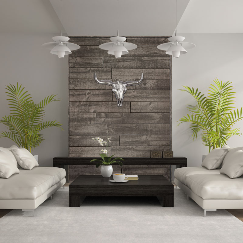 Wall Concept Covering Elevation Wild Shadow