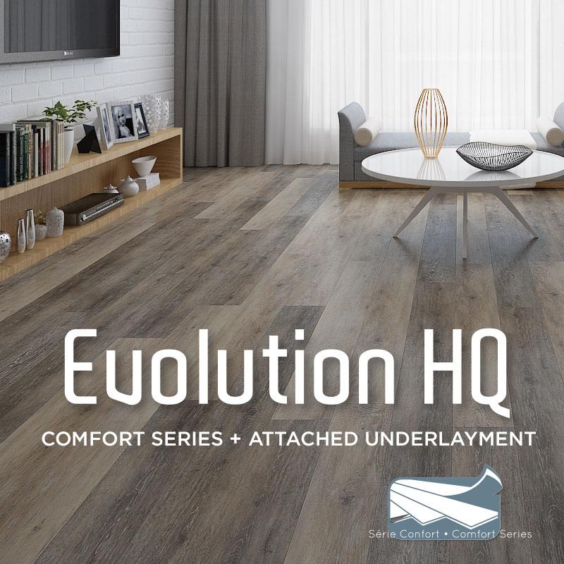 Evolution-category-confort