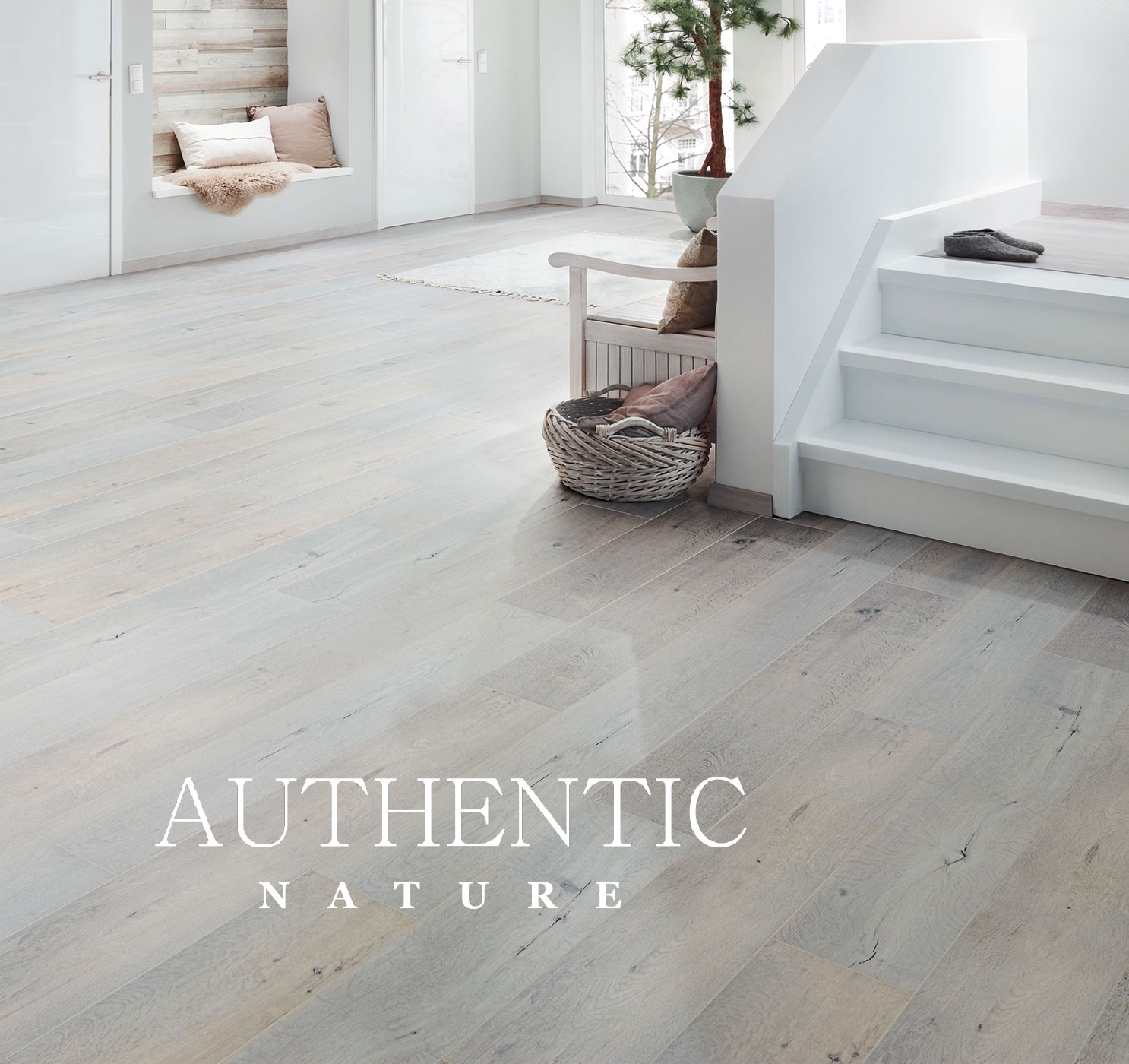 1867 laminate flooring Authentic Nature