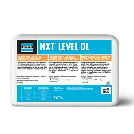 NXT-LEVEL-DL Decorative Leveler